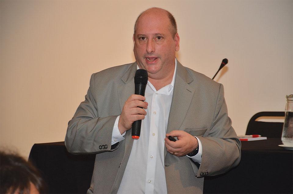Hernán Conosciuto, Regional Senior Solution Architect de Red Hat