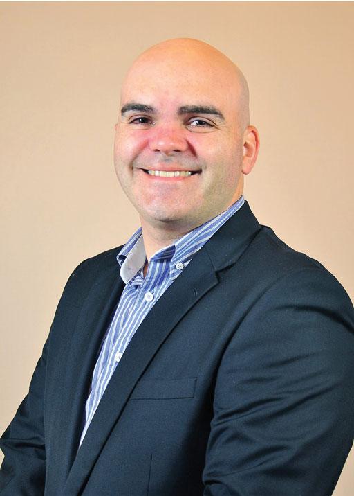 Marcos Paredes, Territory Manager de ViewSonic en Uruguay