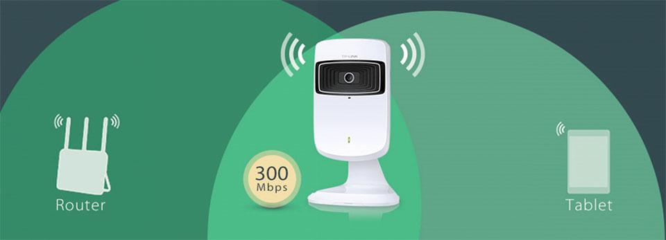 Observa Aunque No Estes Alli Con Las Camaras Cloud Wi-Fi De Tp-Link En Unicom 005
