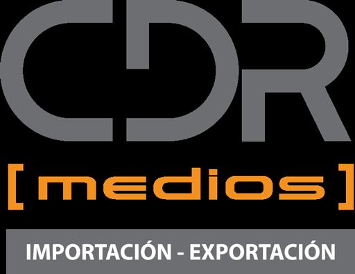 Logo CDR Medios