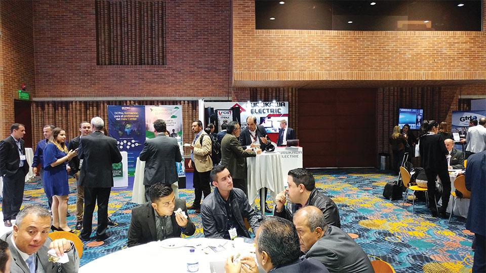 Furukawa Presento Las Soluciones Laserway E Itmax En El Marco Del Datacenterdynamics Colombia 2017 002