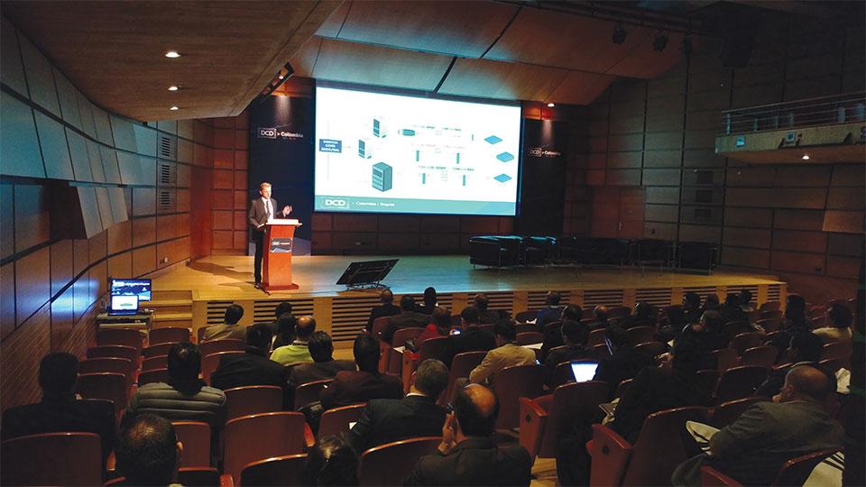 Furukawa Presento Las Soluciones Laserway E Itmax En El Marco Del Datacenterdynamics Colombia 2017 003