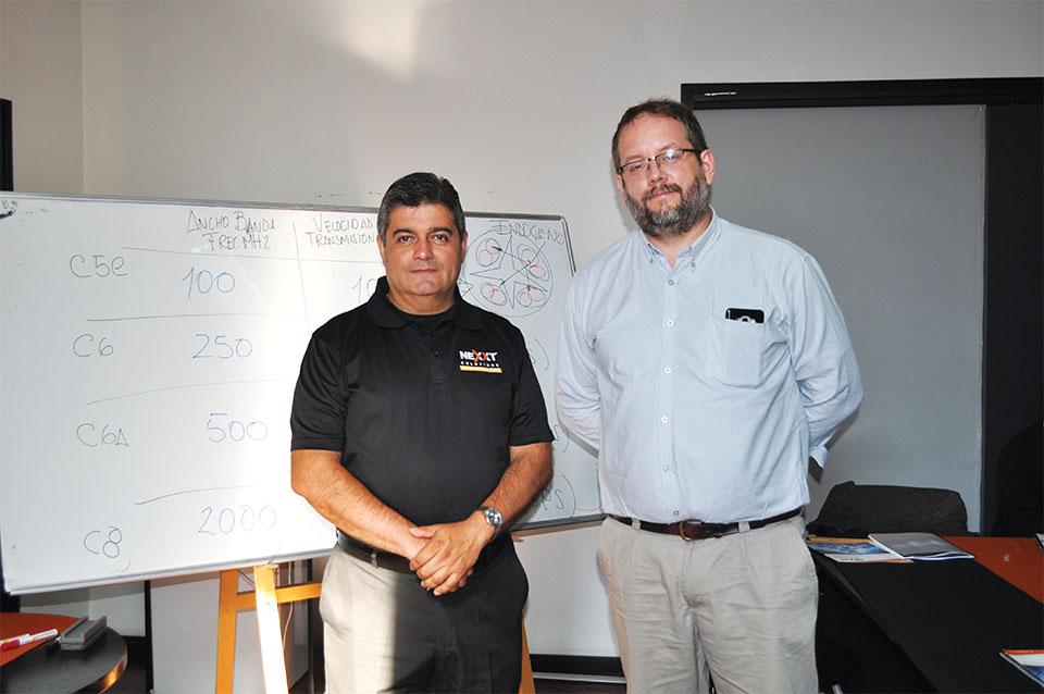 Nexxt Solutions Continua Certificando El Canal En Uruguay 008