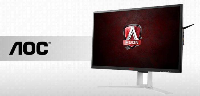 AOC Anuncia la Disponibilidad en Uruguay de su Nuevo AGON Monitor Gaming Profesional de 27 Pulgadas