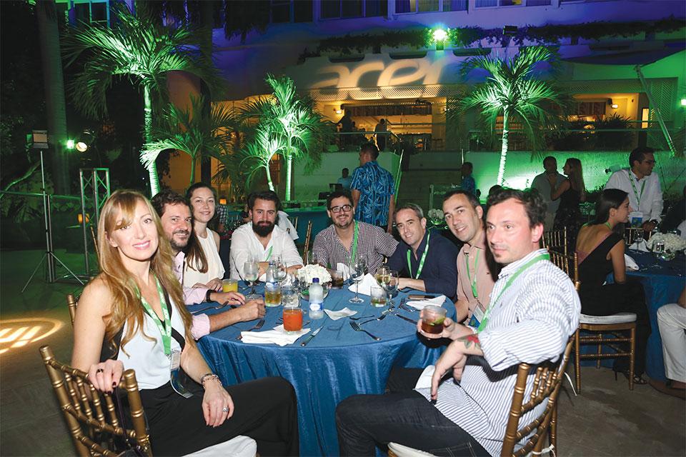 Resultado de imagen para Acer Latin America Partner Summit 2017