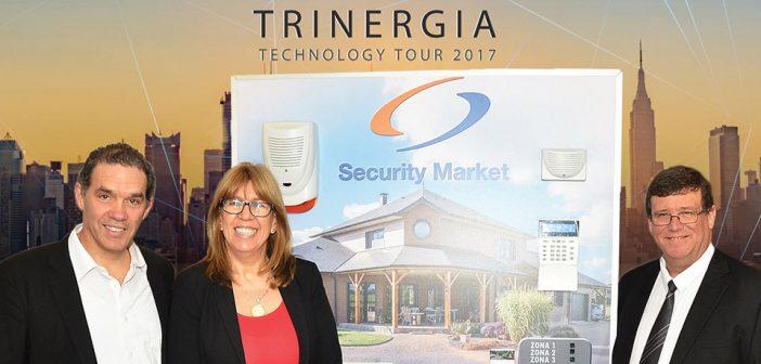 Security Market auspició Trinergia 2017, en su paso por uruguay