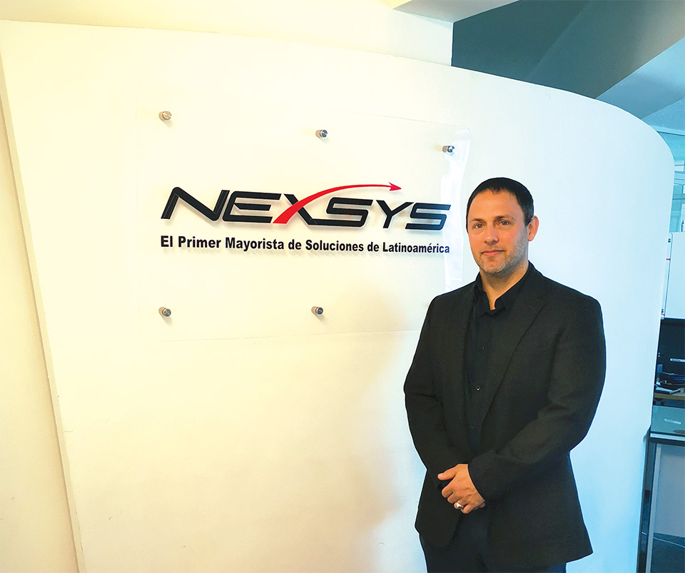Luciano Babace, PM del segmento diseño en Nexsys.