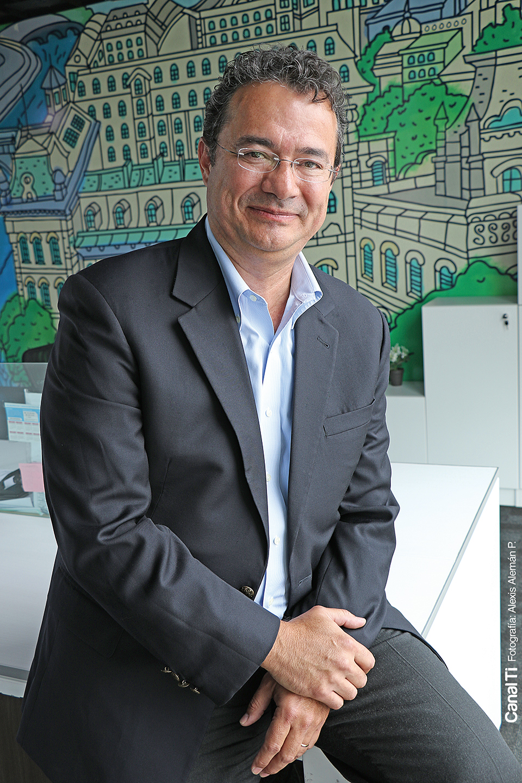 Ricardo Vidal, Director de Ventas para Latinoamérica