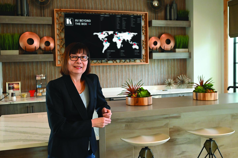 Ofelia Ruiz, Regional Sales Manager