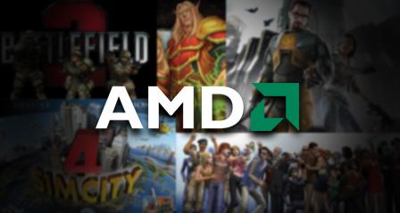 AMD Día de los videojuegos