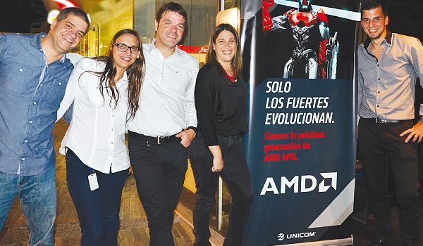 AMD en Unicom 2
