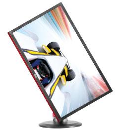 AOC presenta en Uruguay su nuevo monitor Full HD Gamer de 24 3