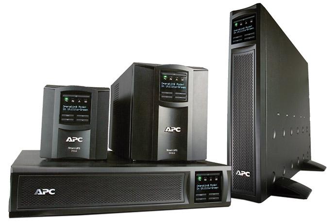 APC Smart UPS en Anixter