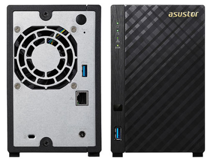 ASUSTOR AS1002T NAS ideal 2