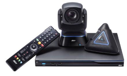 AVer proporciona soluciones para videoconferencia en HD a traves de Solution Box 3