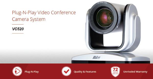 AVer proporciona soluciones para videoconferencia en HD a traves de Solution Box 4