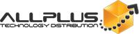 Allplus logo 3D