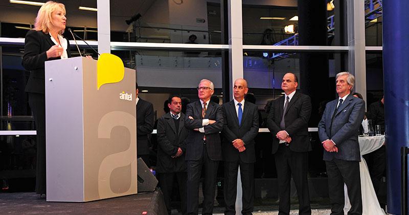 Antel inaugura Data Center el mas moderno de LatinoAmerica Presentacion