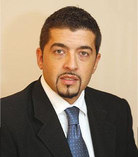 Foto Ariel Plabnik, National Account Manager para Argentina, Bolivia y Uruguay de Kingston