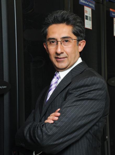 Arturo Maqueo, Gerente de Desarrollo de Negocios de IT para América Latina de Schneider Electric.