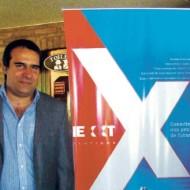 Bruno Mirabal de Nexxt, Xavier Alvarez y Pablo Estable
