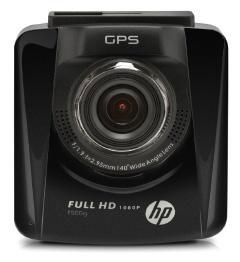 HP Car Camcorder f500g en