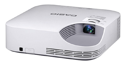 Casio Hibrida Laser LED XJ-V1 - 2