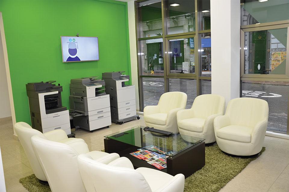 Centro de Soluciones Corporativas 3
