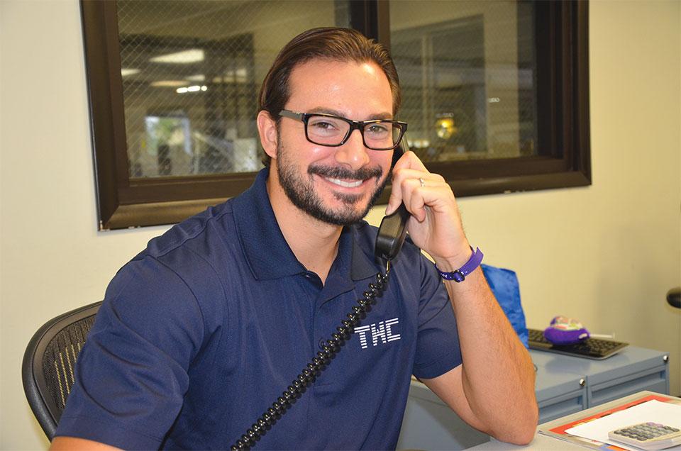 Ernesto Bernal, General Manager de TWC
