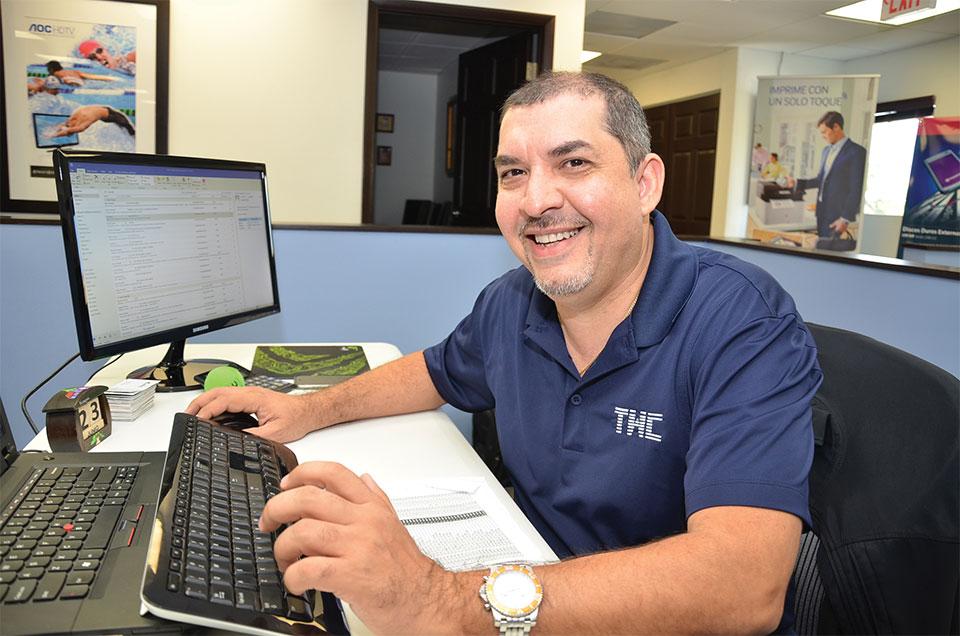 Eduardo Oquel ventas TWC