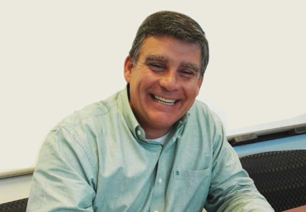 Eduardo Pinillos,  Director Regional de Ventas, Latam