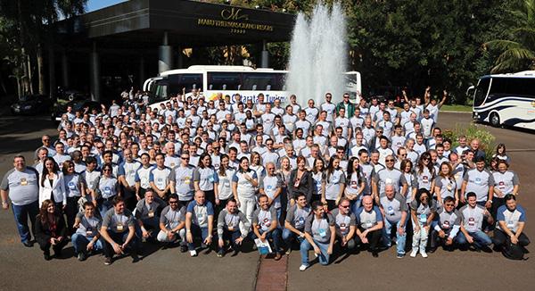Encuentro anual de Furukawa reunio a mas de 500 ejecutivos latinoamericanos 2