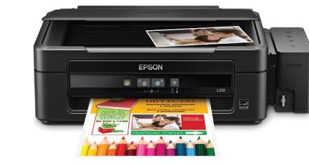 Epson Impresoras Multifuncion L210