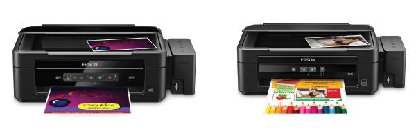 Epson Impresoras Multifuncion L355 L210