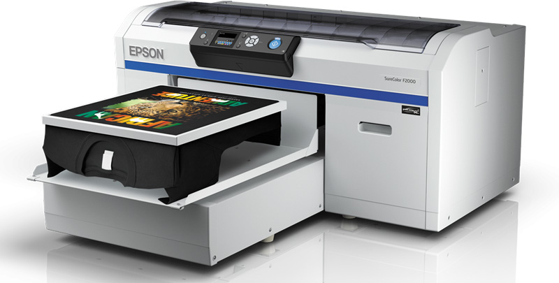 EPSON SURECOLOR F2000 Para imprimir directamente sobre tela de algodón