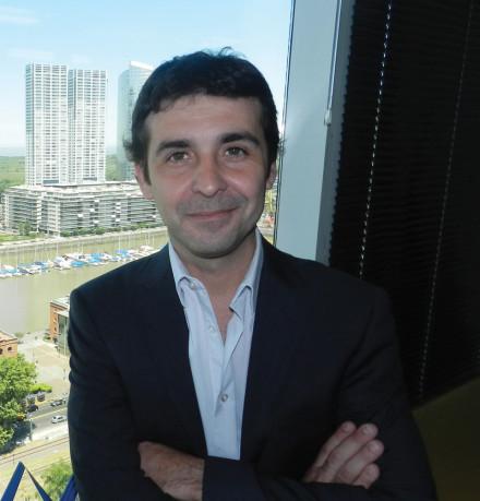 Ernesto Guglielmini,  Gerente de ventas de EPSON para Uruguay, Paraguay y Argentina