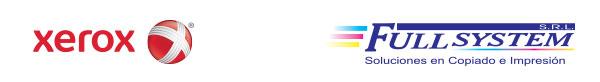 FULLSYSTEM SRL servicio tecnico autorizado de Xerox en Uruguay