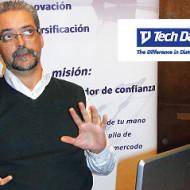 Foto Gerardo Caceres Gerente de Producto de Hewlett-Packard