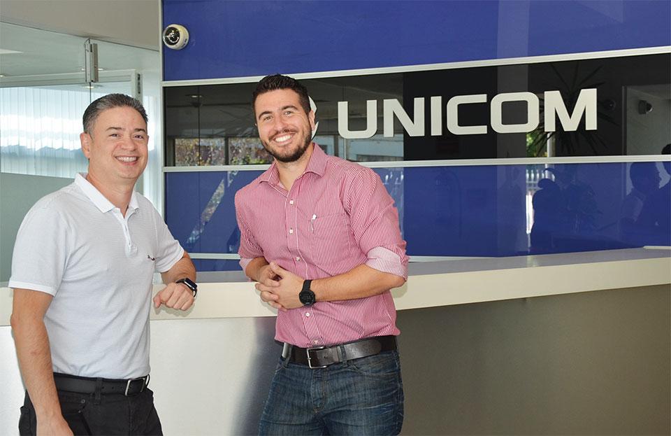 Luis Cruz y Sergio Bruno de GoPro