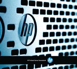 HP ProLiant Gen8 Tech Data Gerardo Cáceres