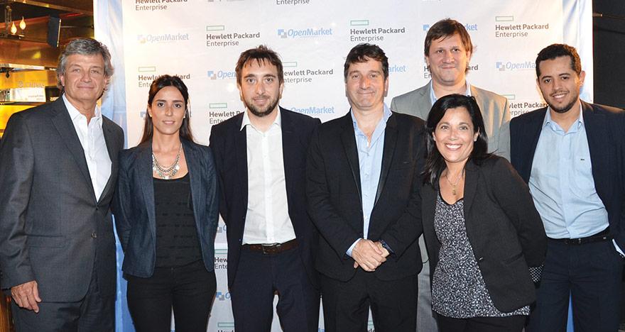 Hewlett Packard Enterprise selecciona a OpenMarket como nuevo socio para Uruguay