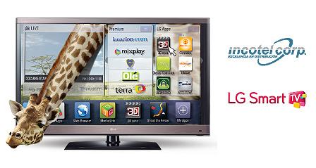 Foto Smart TV de LG