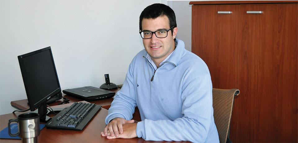 Ing. Joaquín Puñales, Especialista Técnico de Preventa de Software del mayorista Openmarket