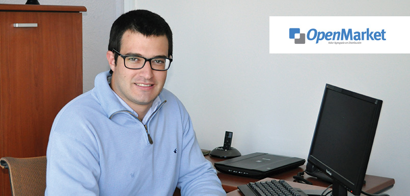 Joaquín Puñales, Especialista Técnico de Preventa de Software