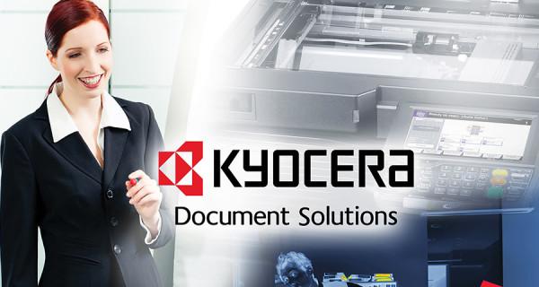 Kyocera presenta la Oficina Digital