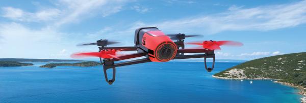 La Division Accesorios de Intcomex te invita a volar alto con Parrot 3