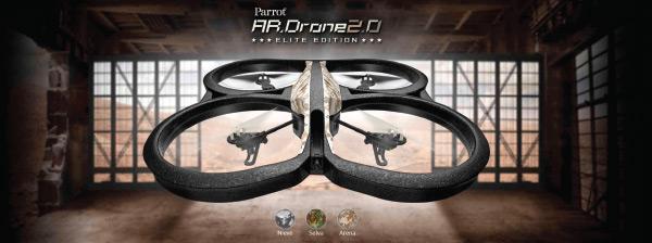 La Division Accesorios de Intcomex te invita a volar alto con Parrot 5