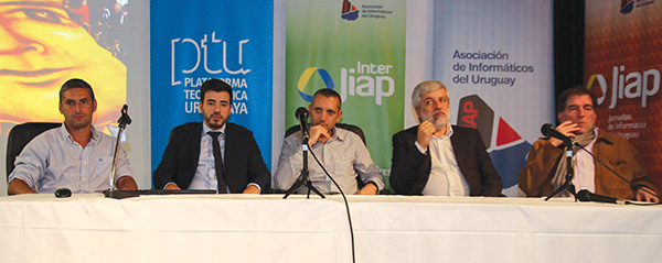 La Plataforma Tecnologica Uruguaya sigue avanzando 3