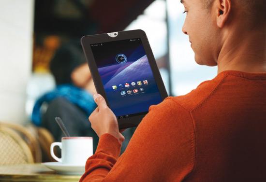 La Tablet Thrive de Toshiba una buena opcion para el regreso a clases