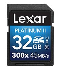 Lexar Platinum II